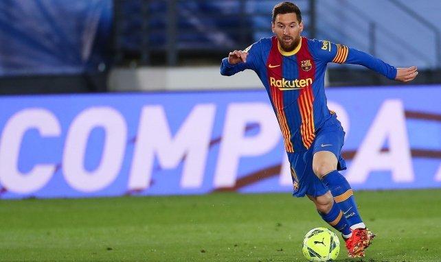 Los récords de Messi de seguir en Barcelona