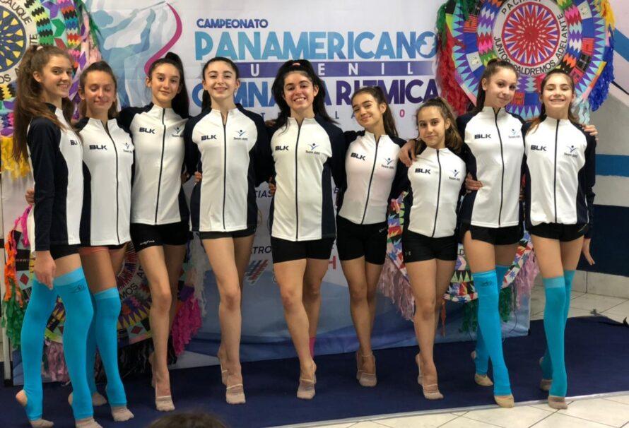 Argentina consiguió tres plazas para los Panamericanos Juveniles