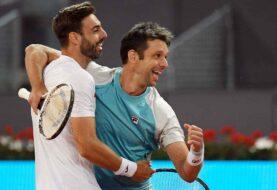 Zeballos y Granollers avanzaron a la final de dobles en Wimbledon
