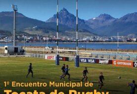 1° Encuentro municipal de Tocata de Rugby