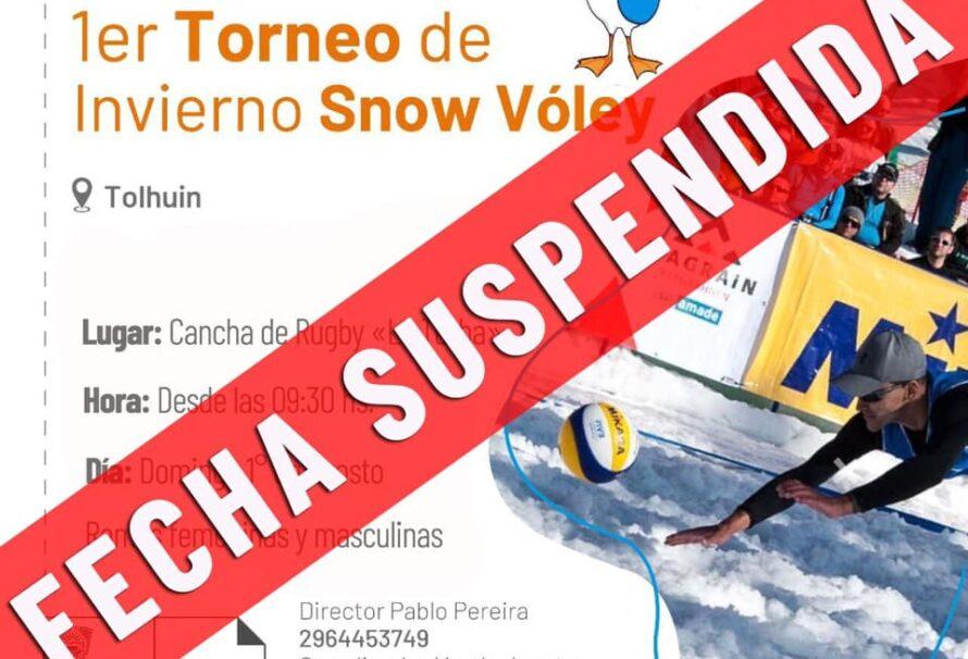Se suspendió toda la actividad en Tolhuin