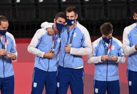 Argentina venció a Brasil y es bronce en los Juegos Olímpicos