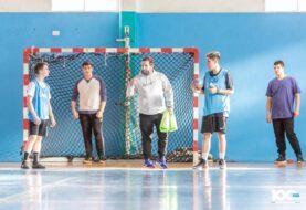 El entrenador de la selección nacional femenina desarrolló una clínica en Río Grande