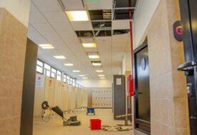 Comenzaron los trabajos de mantenimiento y mejora de los edificios deportivos de Ushuaia