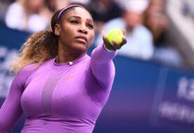 Serena Williams se bajó del US Open