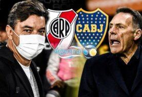 River y Boca chocan por los octavos de final de la Copa Argentina