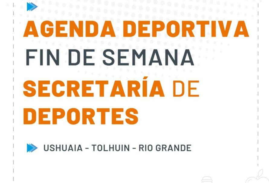 Agenda deportiva Tierra de Fuego