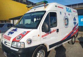 El Municipio y el Automóvil Club Río Grande firmaron un convenio por una nueva ambulancia