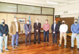 Autoridades Fueguinas en el encuentro de EPADE en la Pampa