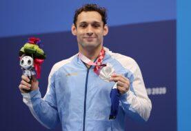 La natación sumó la tercera medalla para Argentina en los Juegos Paralímpicos