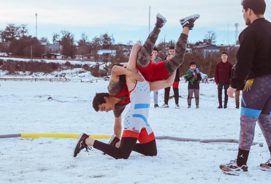 Deportes sobre la nieve en el corazón de la isla