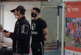 """Scholas finalizó el ciclo de """"Fútbol con valores"""" organizado en Ushuaia"""