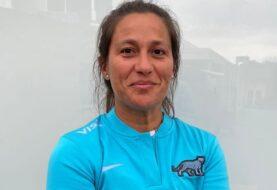 Gisela Acuña, la primera DT de Las Pumas
