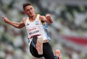 Brian Impellizzeri obtuvo la medalla de plata en Tokio