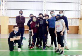 Participación del deporte adaptado en los Juegos Fueguinos
