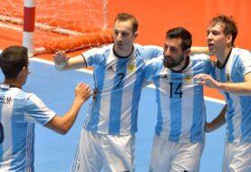 Argentina vs Brasil
