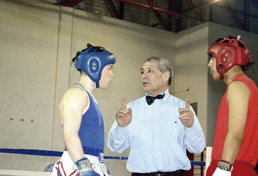 """""""Boxeo Campeones del Sur"""""""