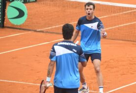 Argentina la ganó el dobles a Bielorrusia