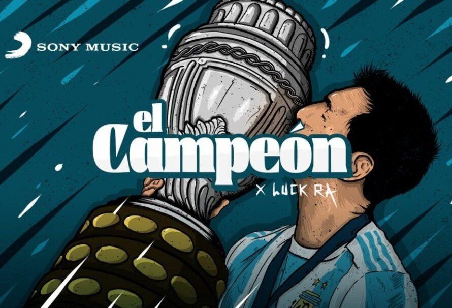 """""""El Campeón"""" será el nuevo """"himno"""" de la Selección"""