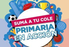 """La Municipalidad lanza """"Primaria en acción"""" para estudiantes de 6to año de escuelas públicas y privadas"""