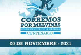 """La maratón """"Corremos por Malvinas. Río Grande Ciudad de la Soberanía"""" será presencial"""