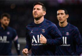 Sigue preocupando el estado de Messi en el PSG