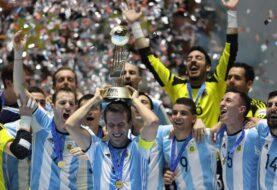 Comienza el Mundial de futsal