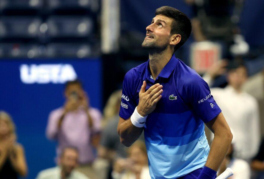 Djokovic es finalista del US Open