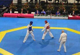Juan Zamorano se quedó con la medalla de bronce en Taekwondo en los Juegos Paralímpicos de Tokio