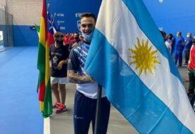 Argentina campeón de la Copa del Mundo de Pelota de Goma
