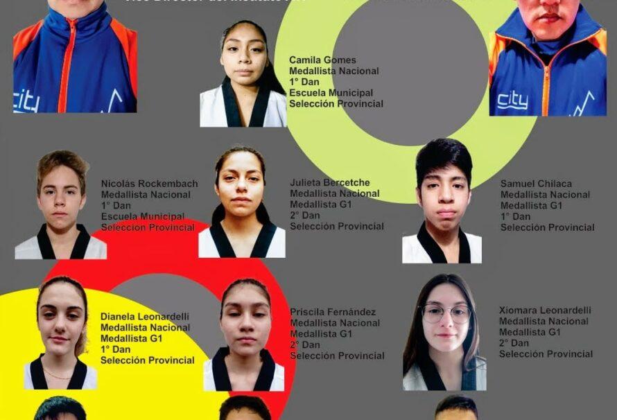 Diez atletas fueguinos convocados al Campus de la CAT en Corrientes