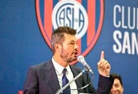 Tinelli vuelve a la presidencia de San Lorenzo en mayo de 2022