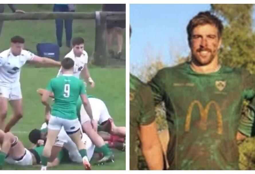 Tragedia en el rugby: Un jugador de Hurling murió tras recibir un fuerte impacto