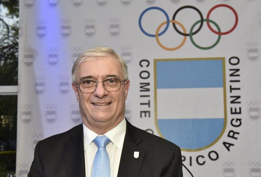 Moccia es el nuevo presidente del Comité Olímpico Argentino