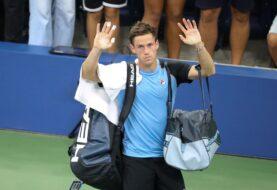 Schwartzman cerró su participación en el ATP de San Diego