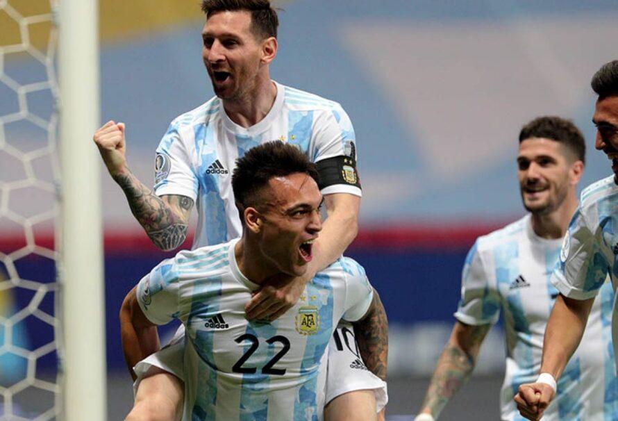 Argentina ya está en Paraguay