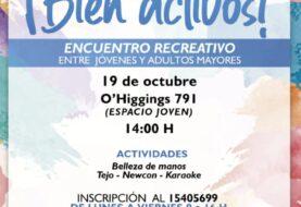 Se viene el encuentro recreativo ¡Bien Activos!