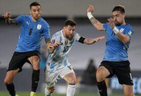 Argentina goleó a Uruguay y está cada vez más cerca de Qatar 2022